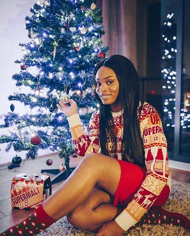 supermaltchristmas hashtag on Twitter