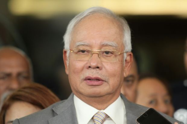 the star on twitter najib zahid stepping aside a big personal