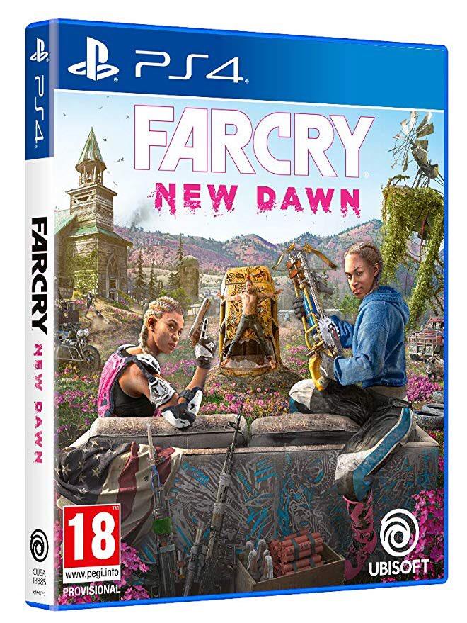 Far Cry New Dawn ya en reserva amzn.to/2GtnbRH