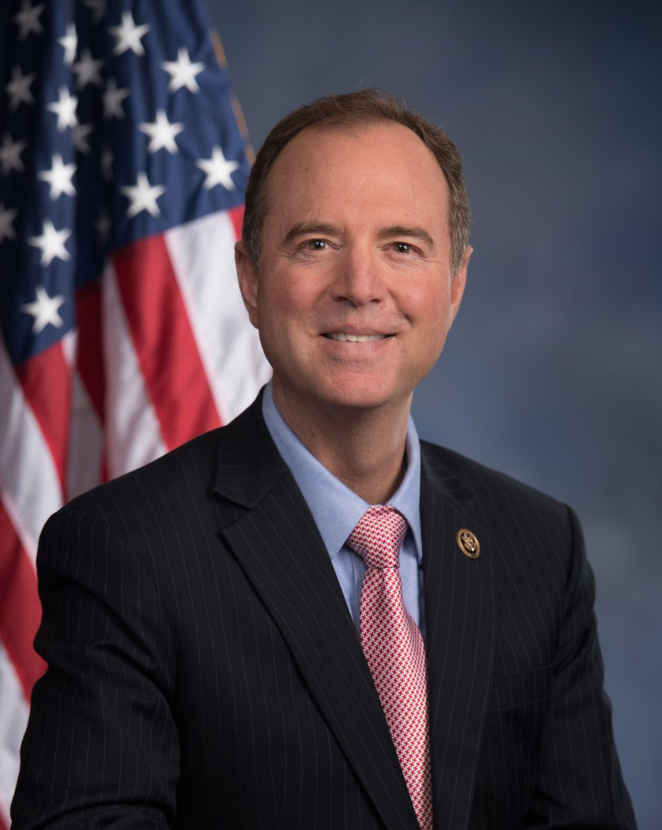 Coming up - @RepAdamSchiff joins us at the table on @CBSThisMorning to talk about former National Security Adviser Michael Flynn's delayed sentencing