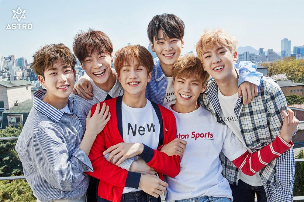 ASTRO to make a comeback in January https://t.co/kJ6MuEhAt5