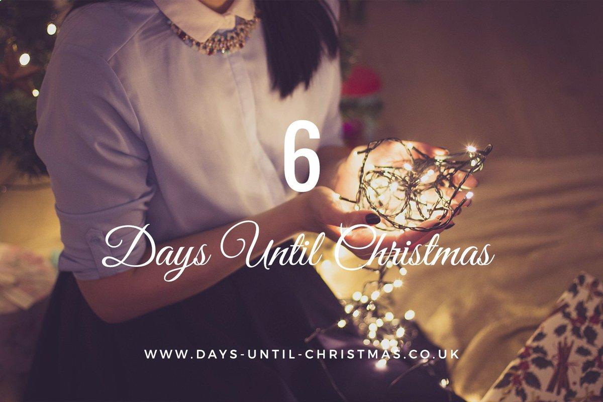 Days Till Christmas Uk.Days Until Christmas Daystilxmas Twitter