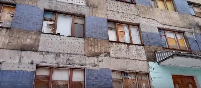 Горловчане показали, во что превратилось общежитие иняза