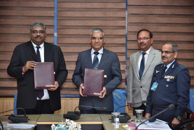 Indian Air Force signs MoU with IIT Kanpur for academic collaboration