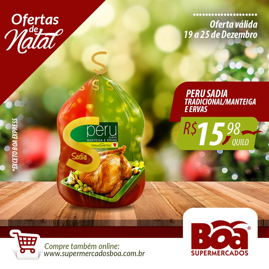 Supermercados Boa on Twitter