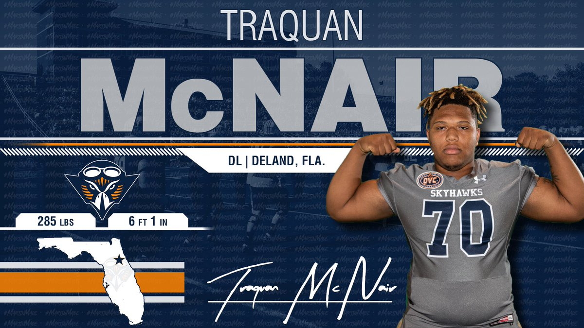 Florida Pipeline Is Strong To Martin! Big Things To Come From @TraquanMcNair1 - #NSD19 🔶🔷🏈🏈
