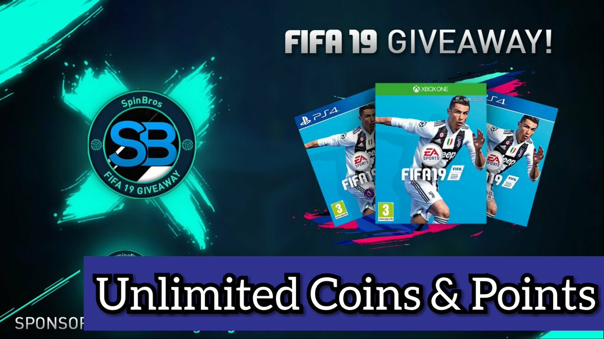 #Wednesday #giveaway #unlimited #fifa19freecoin and #freefifa19point for #FIFA19 #ps4 #xboxone #nintendo #PC Just Follow The Steps: 1👉Follow Us  2👉Like  and RT 3👉Click The Link http://www.fifahack.org/19  4👉Complete The Process #fifa19hack #fifa19freepoints #futcoins #fut19 #FIFA