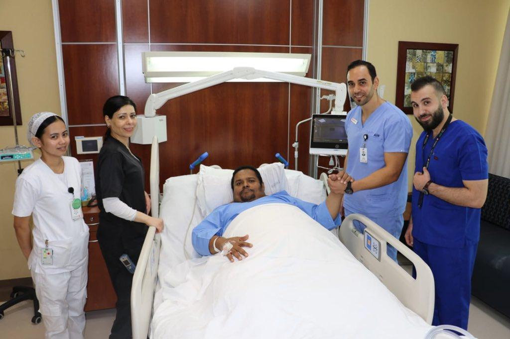Sleeve Gastrectomy مركز السمنة الحبيب السويدي Hmgswdhospital تويتر