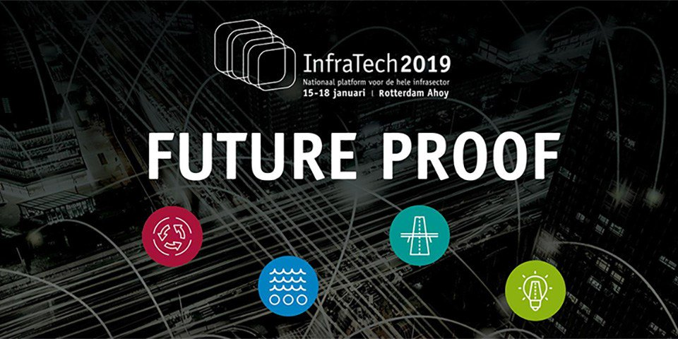 InfraTech 2019 helemaal volgeboekt https://t.co/TO99BX3bMY https://t.co/NH6bDsDce8