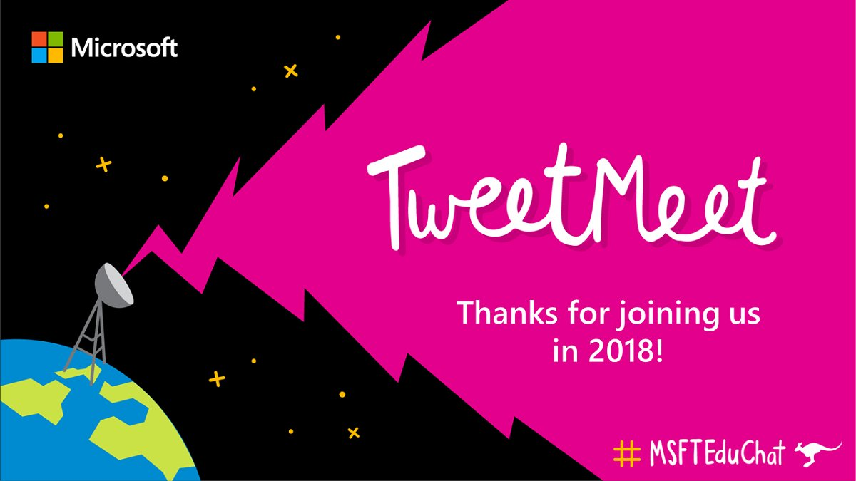 microsoft education msauedu twitter