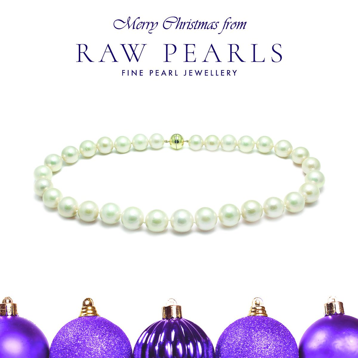 Does your #pearl display need something big and bold? These are  cultured 11-15mm #nucleatedpearls strung on a 12mm #WhiteGold magnetic clasp - sure to make a statement in your window! Order code: NCRPNC LOT#CC6-2A CL1MAG12YG. Email miranda@rawpearls.com #pearlsupplier #bigpearls pic.twitter.com/rhej3LTXXp