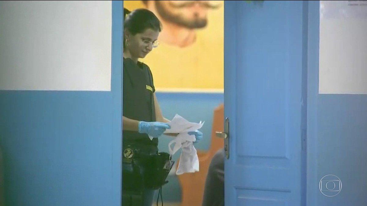 Polícia encontra mala com dinheiro e armas em um dos endereços de João de Deus: https://t.co/Vb5kSU8y3A #BomDiaBrasil