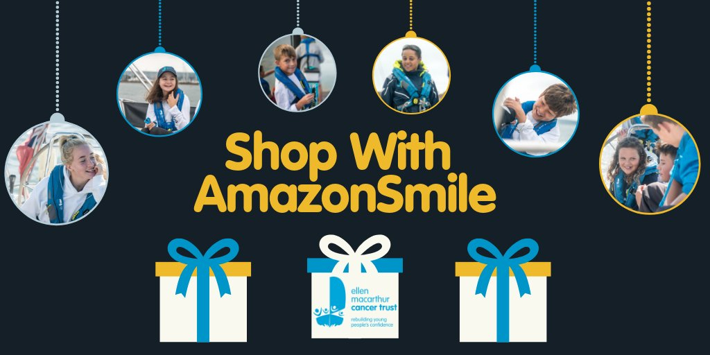 Don't forget to shop with @amazonsmile for those last minute Christmas presents 🎁https://t.co/y8ZTSv9fFl