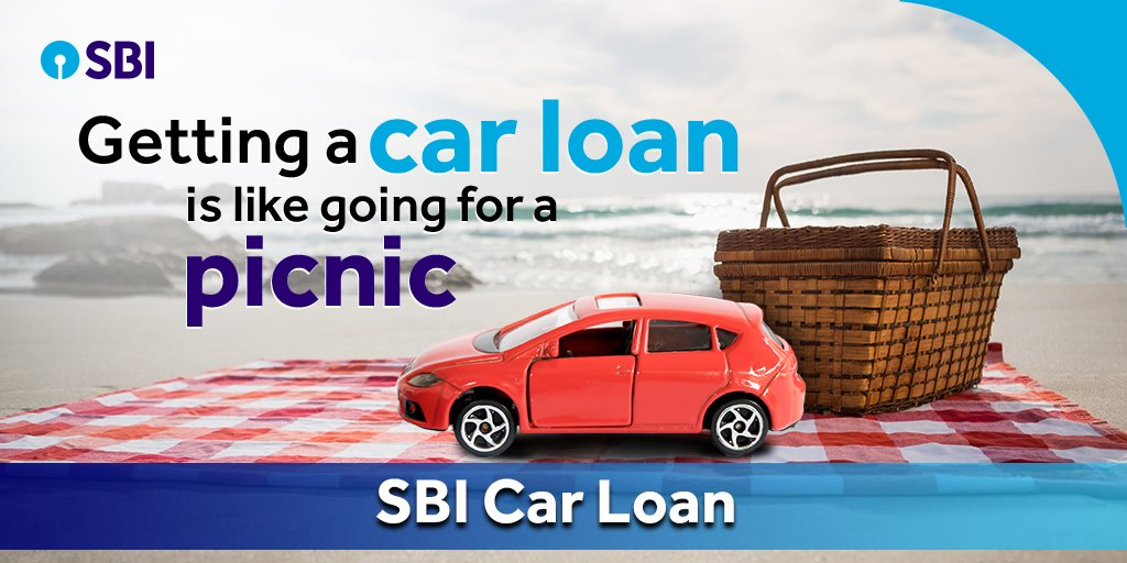 State Bank Of India On Twitter Now Getting A Car Loan Is Easy