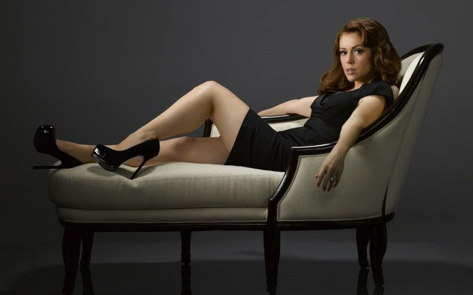HAPPY BIRTHDAY ALYSSA MILANO - 19. December 1972.  Brooklyn, New York City, New York, USA