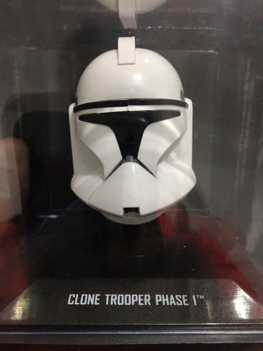 Bust Planeta DeAgostini Star Wars Clone Tropper