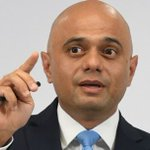 Sajid Javid Twitter Photo