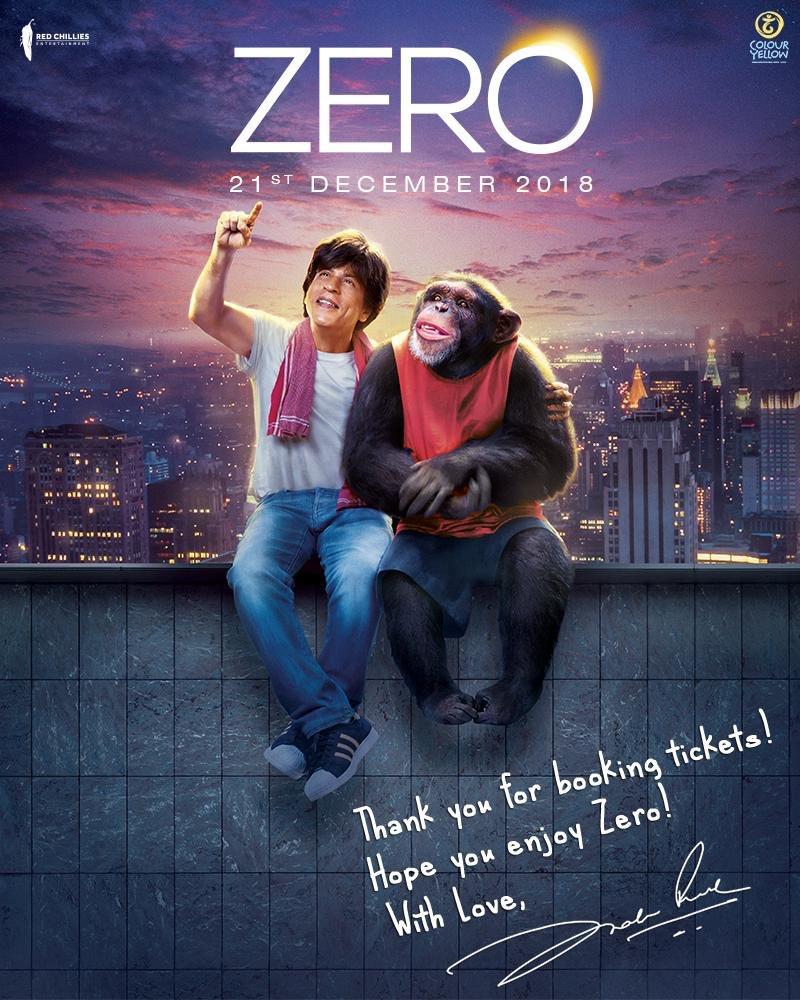 @mKrishnaActor A @HNYnd  is  @AnushkaSharma @aanandlrai @ZeroTheFilm20 @HNY18excited to meet u too!! Have fun... https://t.co/Mk4RHOoidf