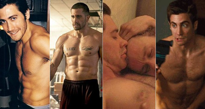 Happy birthday Jake Gyllenhaal!Here are his hottest moments: