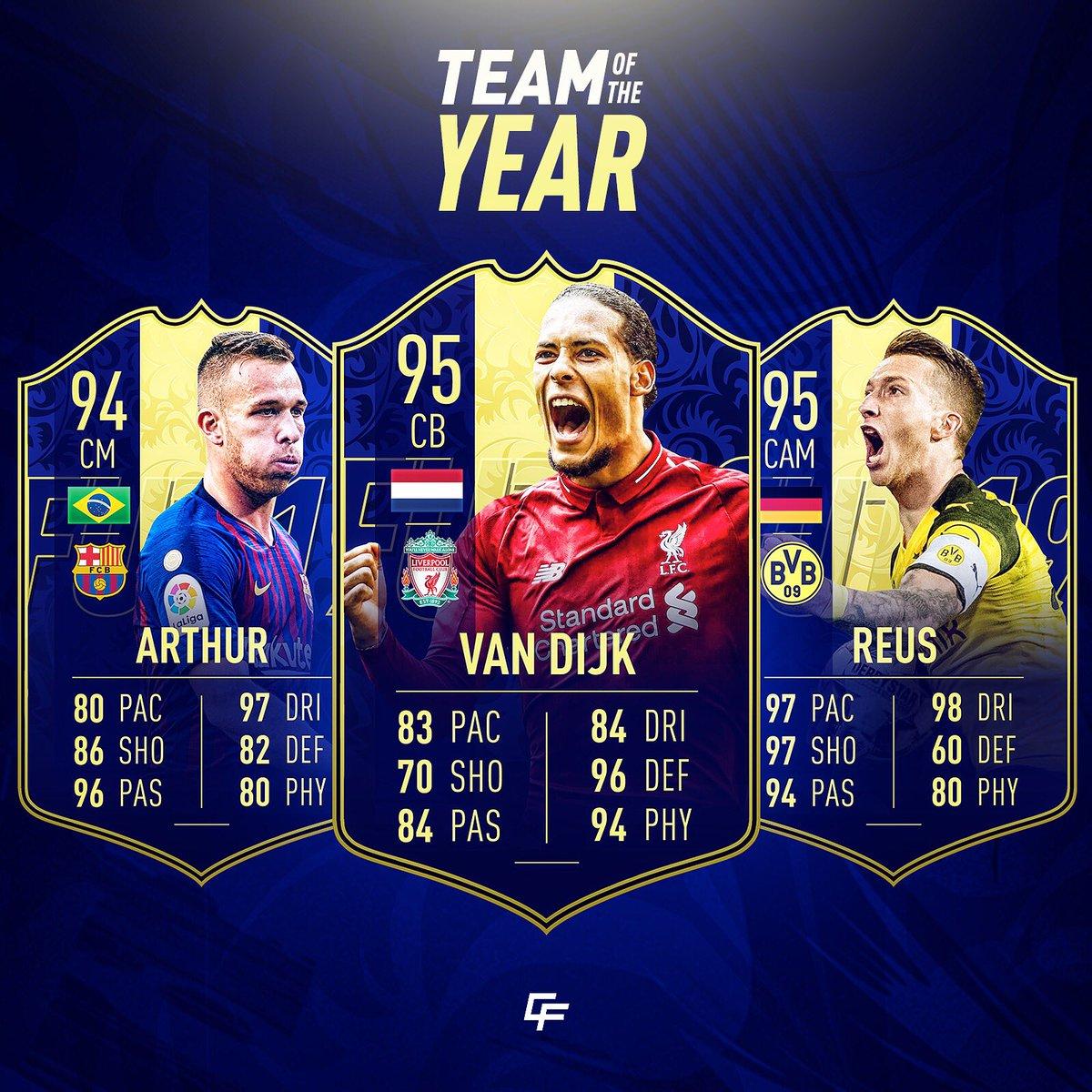 c66b14e26 Sahil Soon   FUT  FIFA19 TOTY pic.twitter.com fN1qbTIpyl
