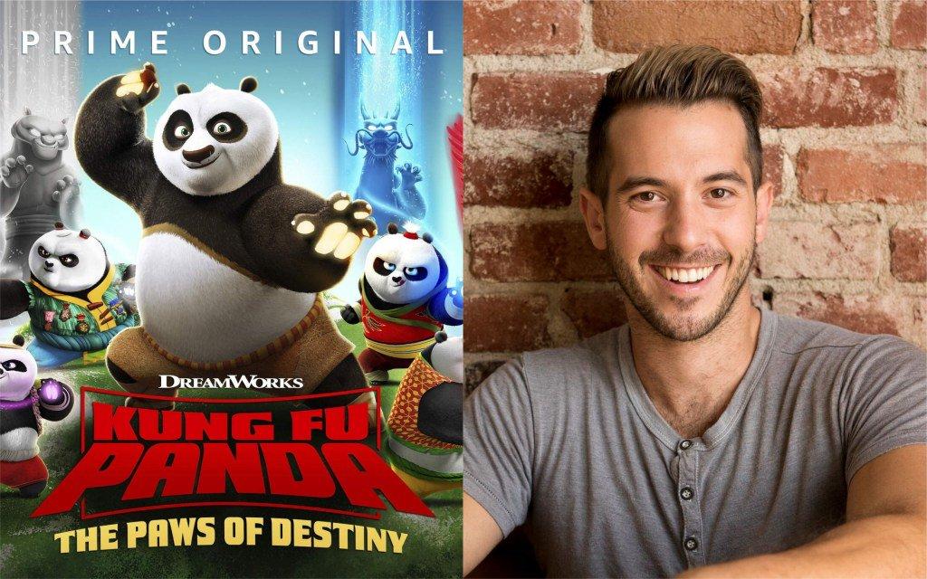 EXCLUSIVE: Kung Fu Panda: The Paws of Destiny's Leo Birenberg Talks Creating theScore https://celebmix.com/kung-fu-panda-leo-birenberg/…