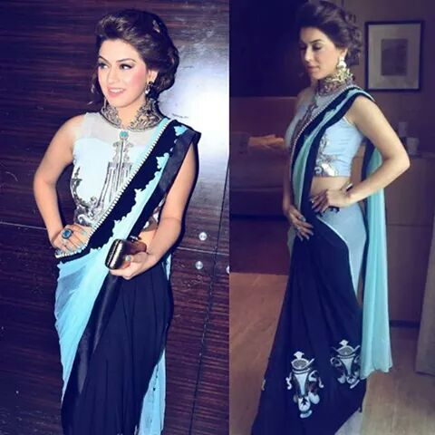 Hansika rejected a movie due to excessive glam