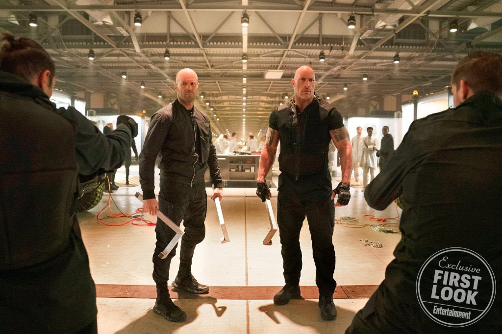 Hobbs and Shaw (Fast and Furious : Spin off) Duy6KacXQAAsfzv