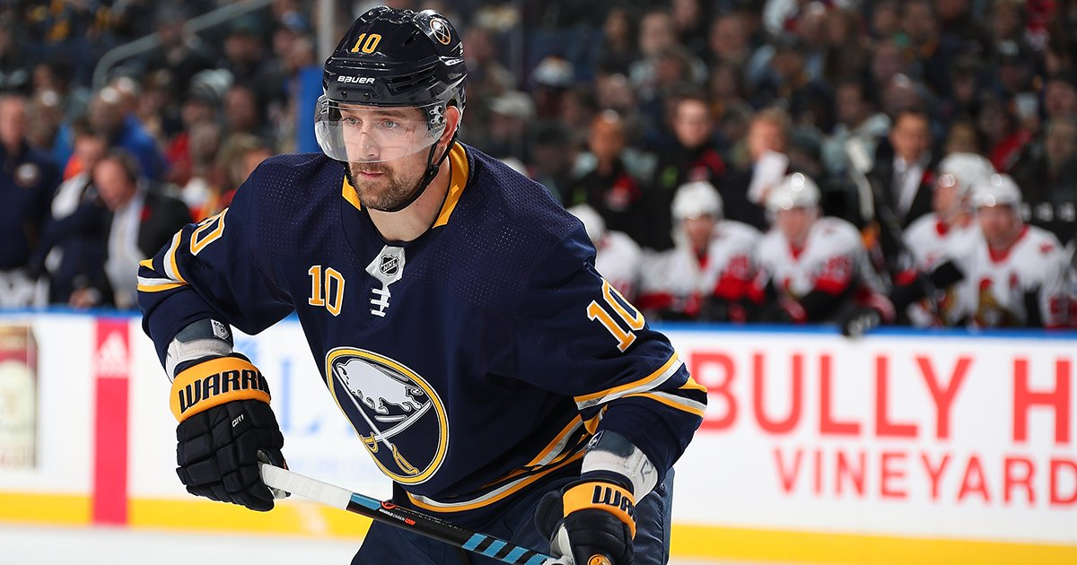 Buffalo Sabres waive Patrik Berglund with intent to terminate contract f6f1b6f1630