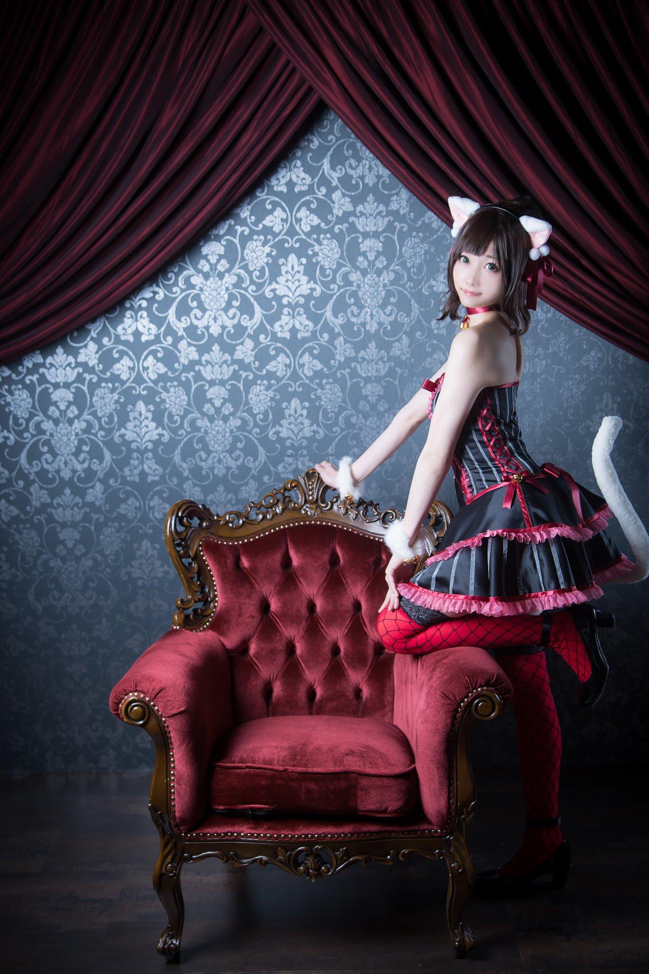画像,THE IDOLM@STER  CINDERELLA GIRLS[セクシーキャット]前川みく+photo すいまさん(@SuimA7) https://t.co…