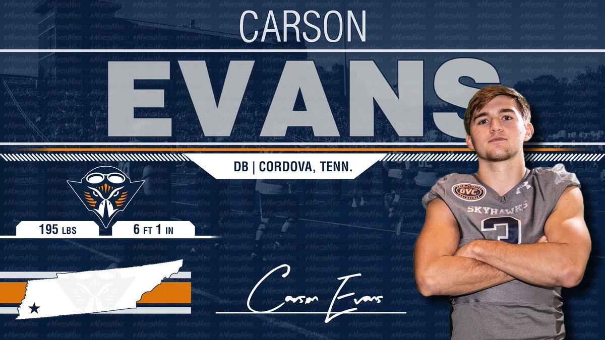 Great In State Baller In The Secondary!! Super Athletic!!! @carson_evans3 Is a Name To Know Fans - He is a Skyhawk! #NSD19 🔶🔷🏈🏆