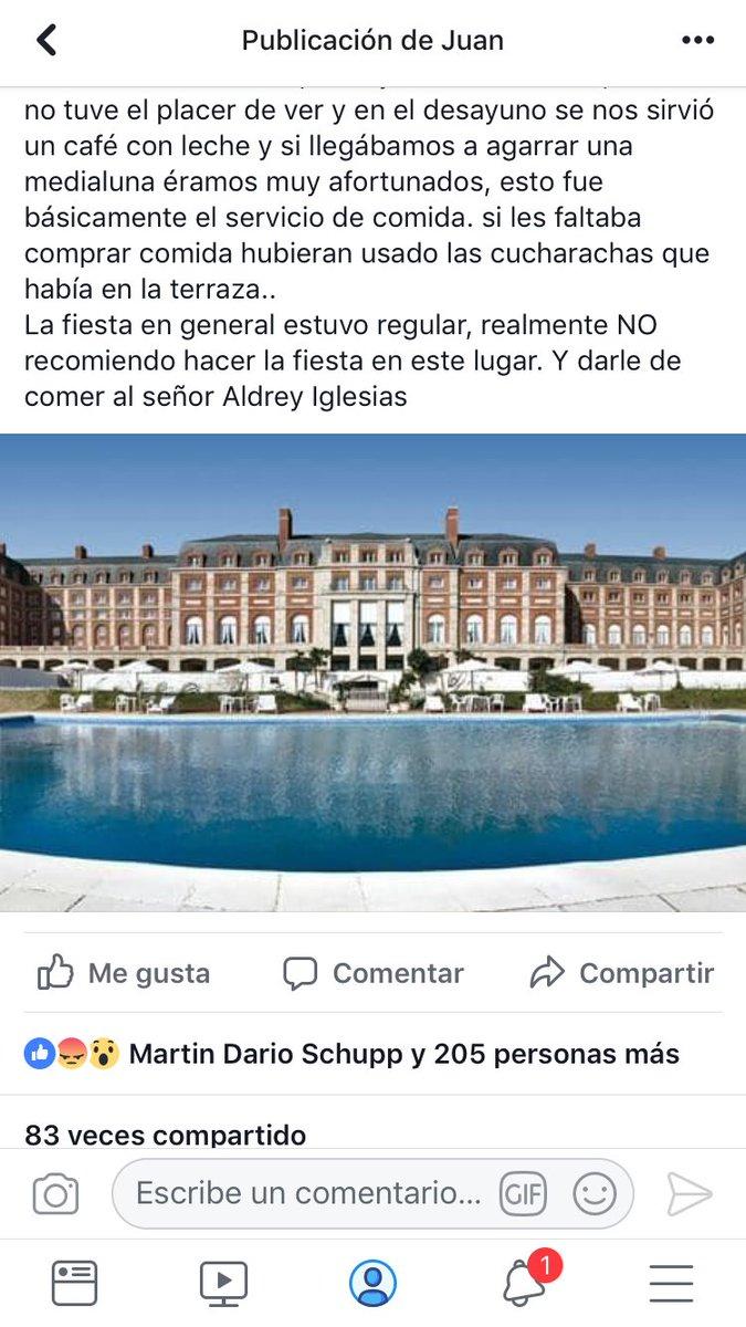 Juan Garcia Albanese On Twitter Experiencia En El Nh Hotel