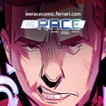 The final chapter of #WeRaceComic 2095 is now live! See who is crowned World Champion? Check it out here ▶️ https://t.co/X4aEVvutvH