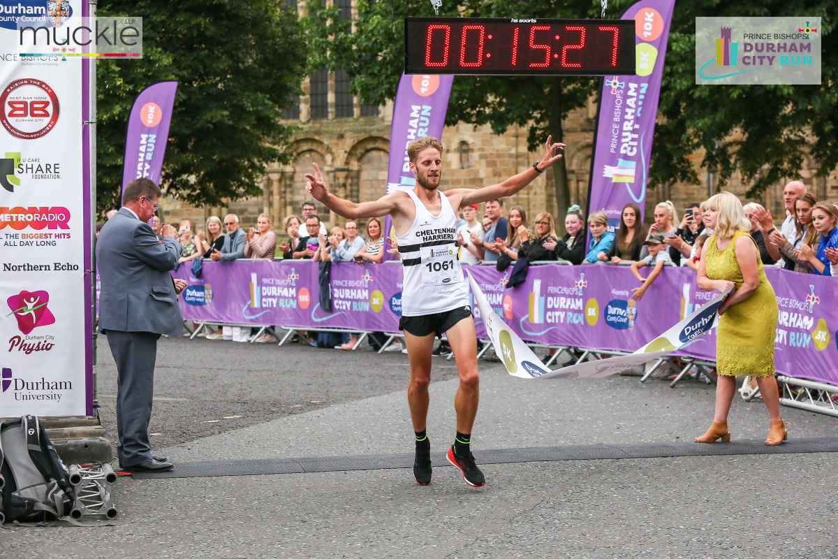 Durham City Run 20th July 2016