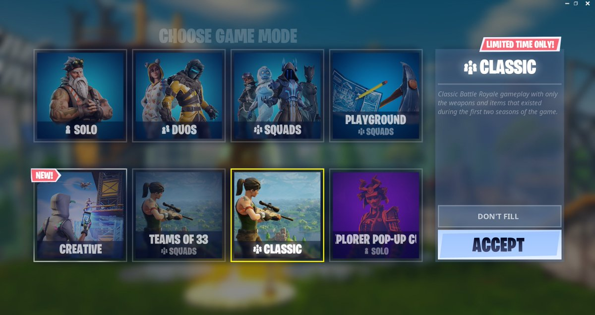 Fortnite News Fnbr News On Twitter Two New Ltms Are Now