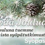 Image for the Tweet beginning: LINJA ARKKITEHDIT toivottaa hyvää joulua