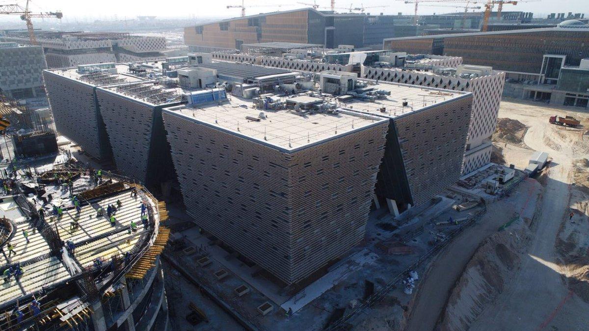 جامعة الكويت: المرحلة الاولى من الخطة التشغيلية المرحلية لمدينة صباح السالم الجامعية ستكون في فبراير المقبل  #رؤية_2035 #كويت_جديدة https://t.co/BSmS4TjRtl