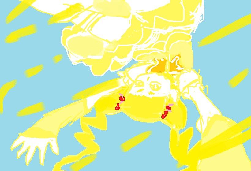 牛頭 (@gozu18)さんのイラスト