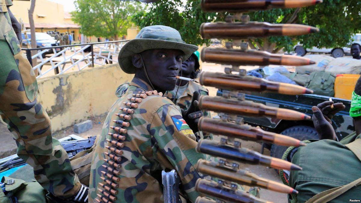 South Sudan Security Strip Peace Deal Monitors, Says Group http://dlvr.it/QtxhN1