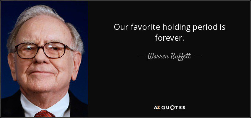 Image result for warren buffett forever