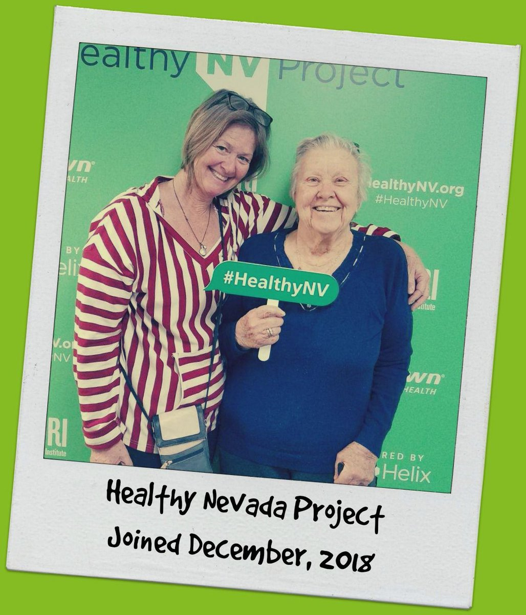 Healthy Nevada Project on Twitter: