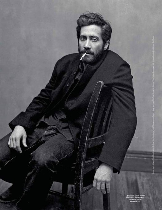 "Happy 38 Birthday ""Jake Gyllenhaal\"""