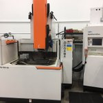 Image for the Tweet beginning: Like New Machine! AgieCharmilles Roboform 550SP,