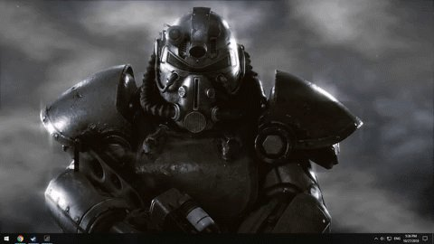 Wallpaper Engine On Twitter Fallout 76 T51 Power Armor Wallpaper Engine Https T Co Y3h3fsjaqx