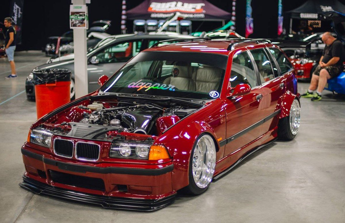 Ecs Tuning On Twitter Wide On A Wednesday Counting Down The Days Until The E36 Touring Is 25 Years Old And Legal To Import In The States Clinched Flares On This Touring
