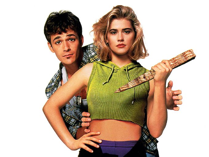 Happy Birthday to Kristy Swanson - the original Buffy the Vampire Slayer!
