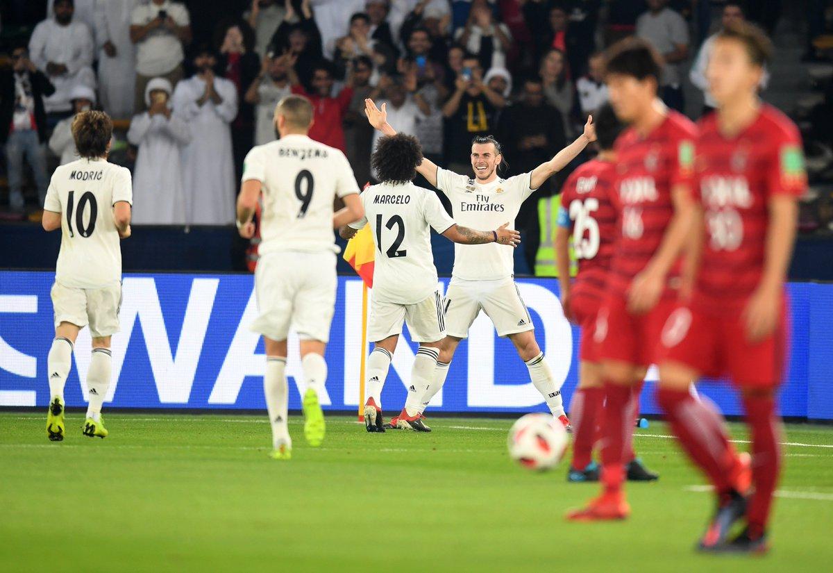 Хет-трик Бэйла выводит Реал в финал клубного чемпионата мира - изображение 3