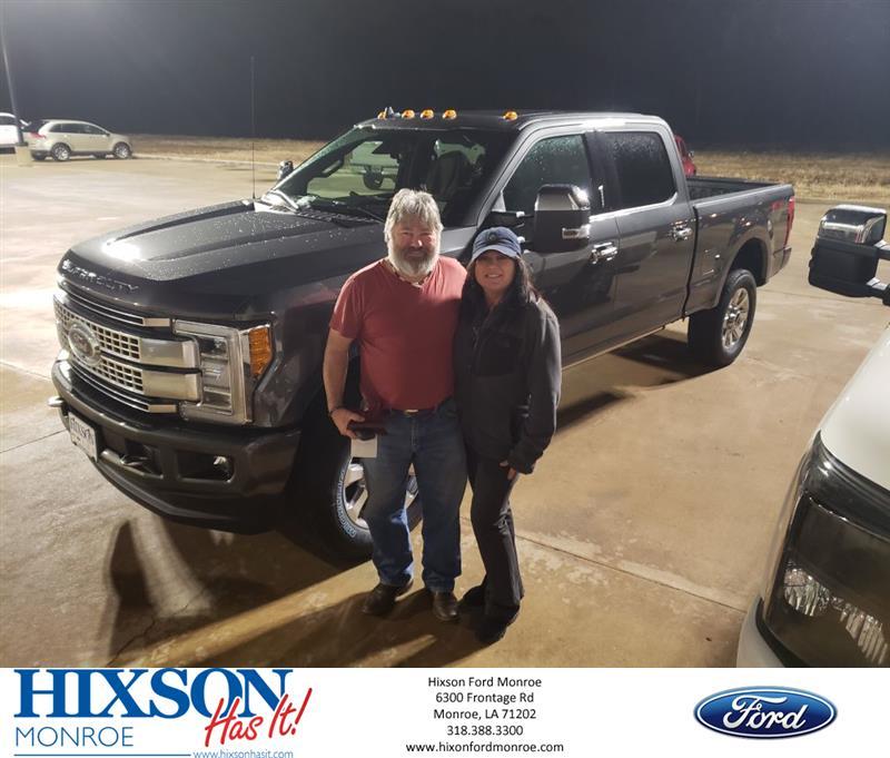 Hixson Ford Monroe >> Hixson Ford Monroe On Twitter Congratulations Randall On