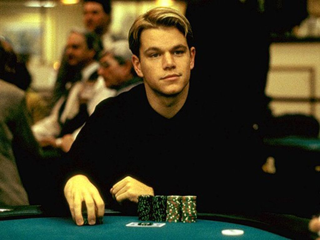 Matt damon casino film