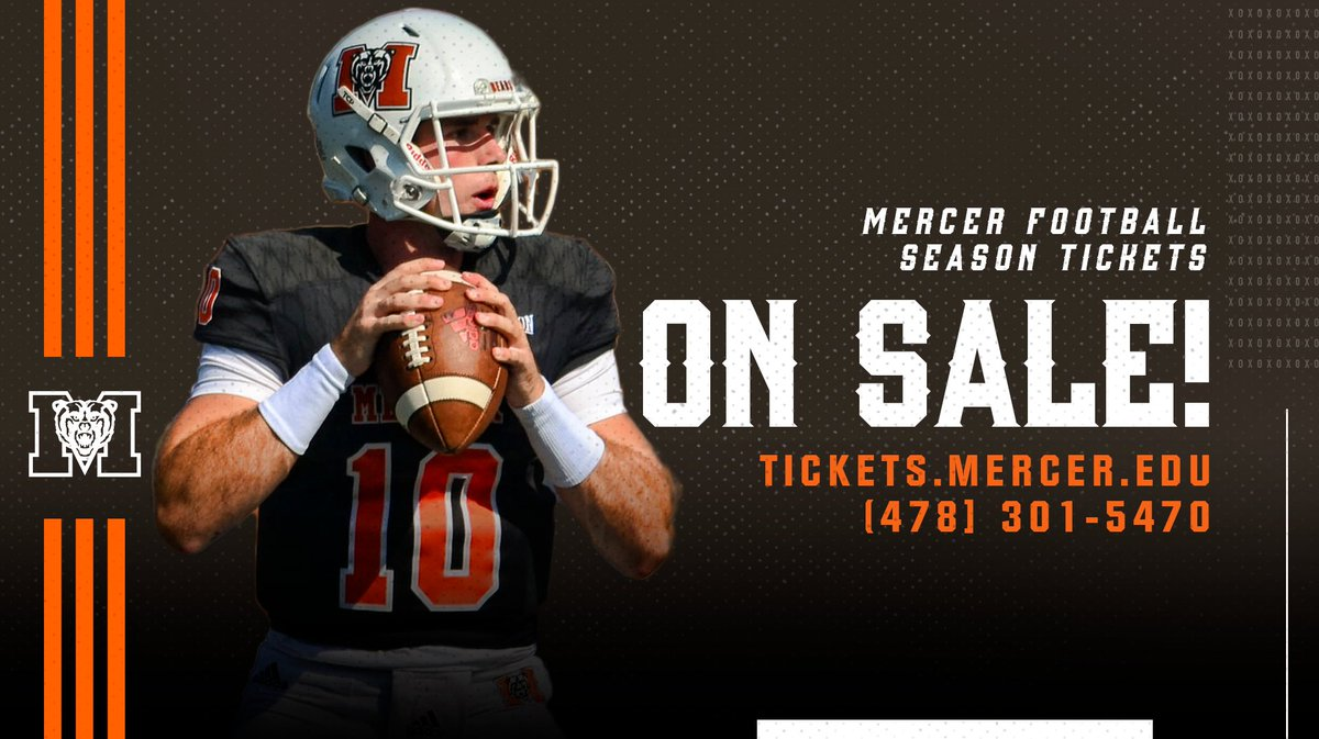 Mercer Football Mercerfootball Twitter