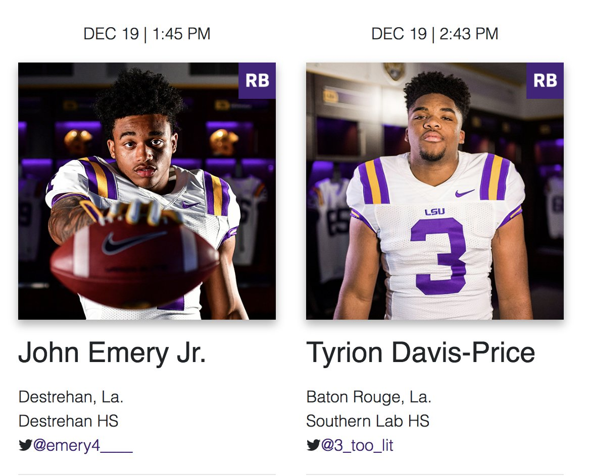 Shea Dixon On Twitter They Are Ranked No 5 And No 14 On 247 Lsu Signed Two Guys Ranked No 2 And No 6 Both Great Hauls Https T Co 4jrq52i0xl Shea dixon of 247sports on saivion smith committing to lsu. twitter